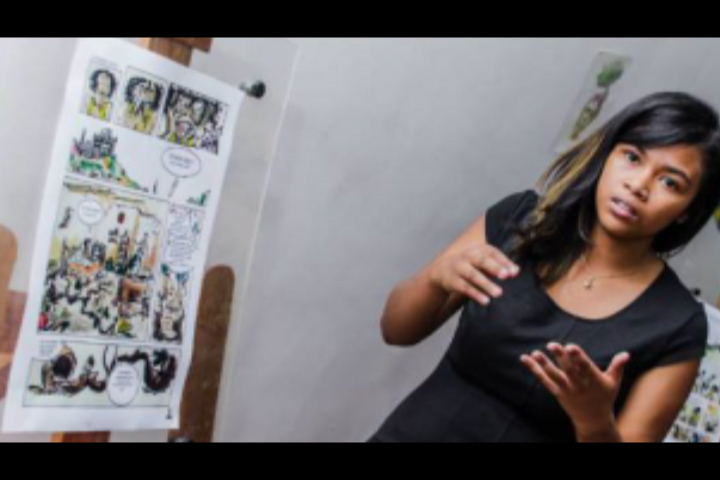 Bande Dessinée malagasy : L'avenir reste à dessiner.
