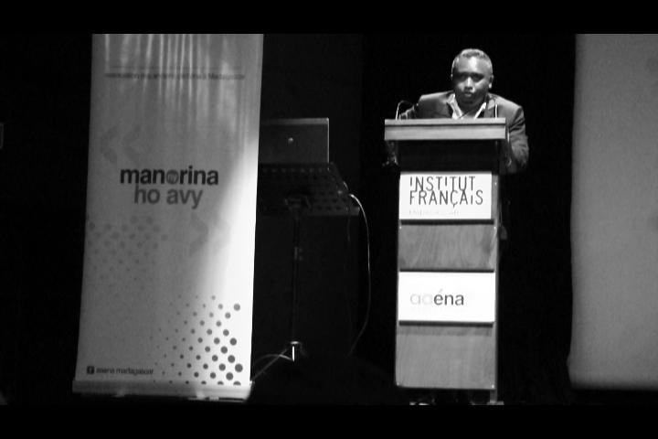 Tsiry Andrianatoandro, CEO Malagasy Graphics