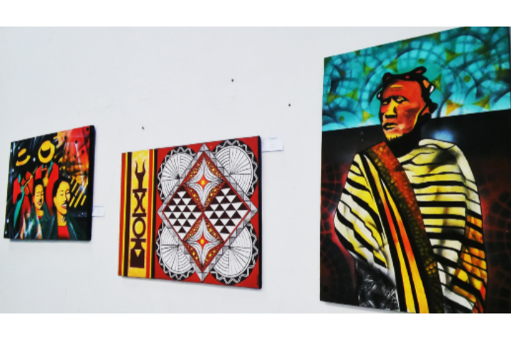 Ethno Graffity de Taka et Miora : L'exposition Street Art qui nous ressemble