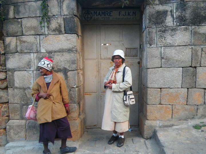 Maison des sœurs protestantes