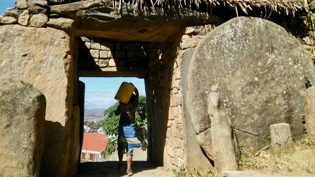 Haute ville d'Antananarivo : un lieu de vie chargé de valeurs culturelles. (Art.2)