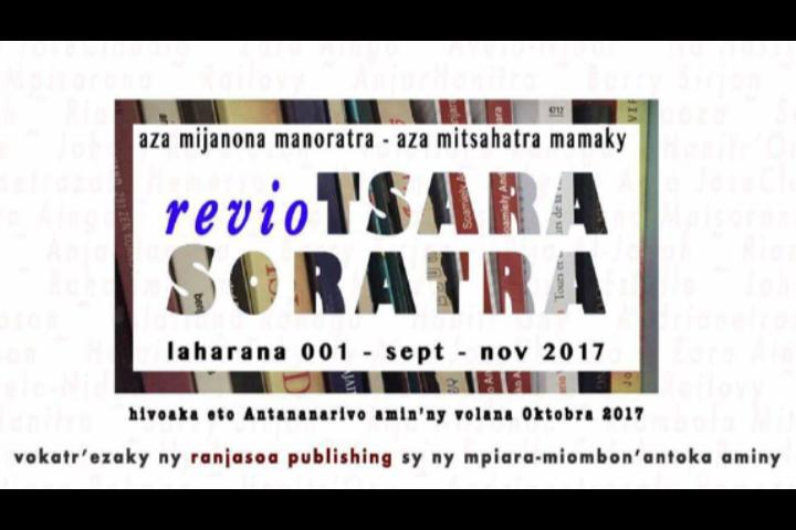 Revio Tsara Soratra sortira son premier numéro en Octobre.