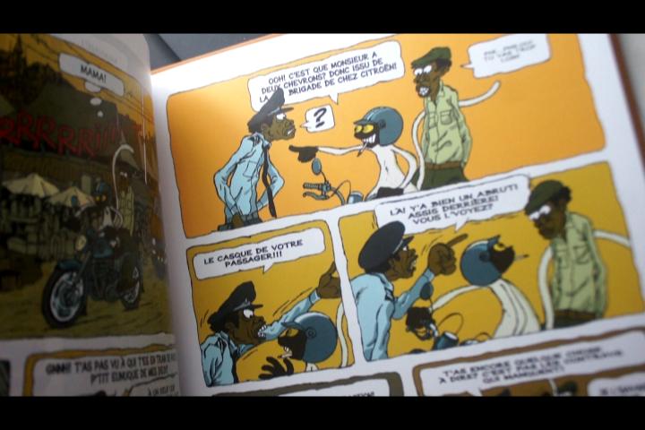 BD : Farahaingo continue l'aventure avec Philou et Mimimaki.