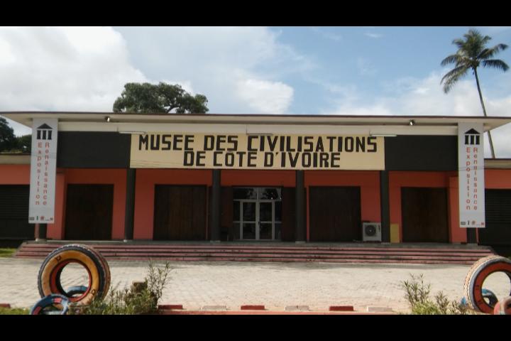 Musée des civilisations de la Côte d'Ivoire.