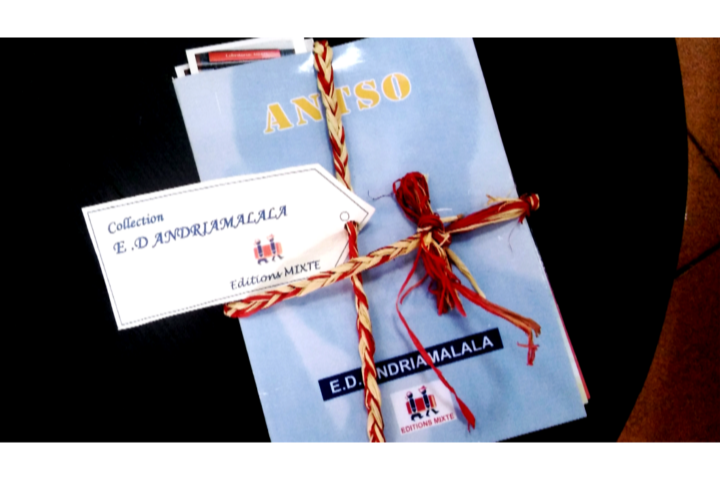 Littérature malgache : 11 ouvrages d'ED Andriamalala réédités chez Mixte