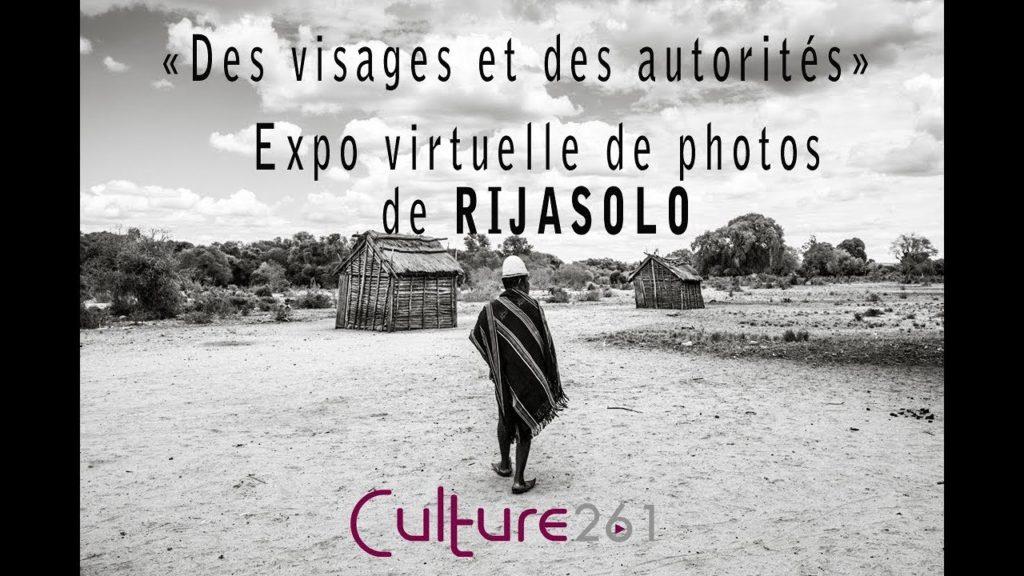 Expo virtuelle «Des visages et des autorités : présentation par RIjasolo
