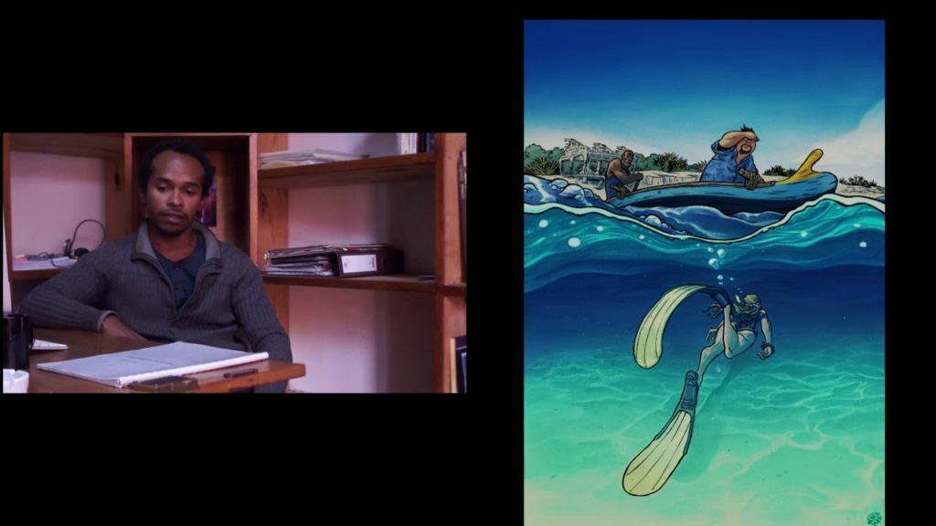 Haza Lahy : Le polar bien malgache du bédéiste Franco Clerc
