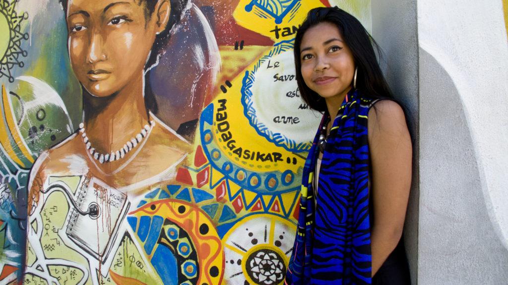 Peinture : Mendrika Ratsima bouleverse l'ordre social.