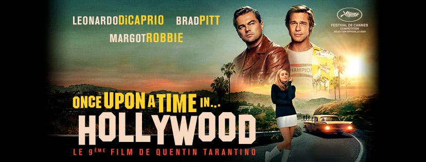 Il était une fois à…Hollywood : un conte des faits à la Tarantino