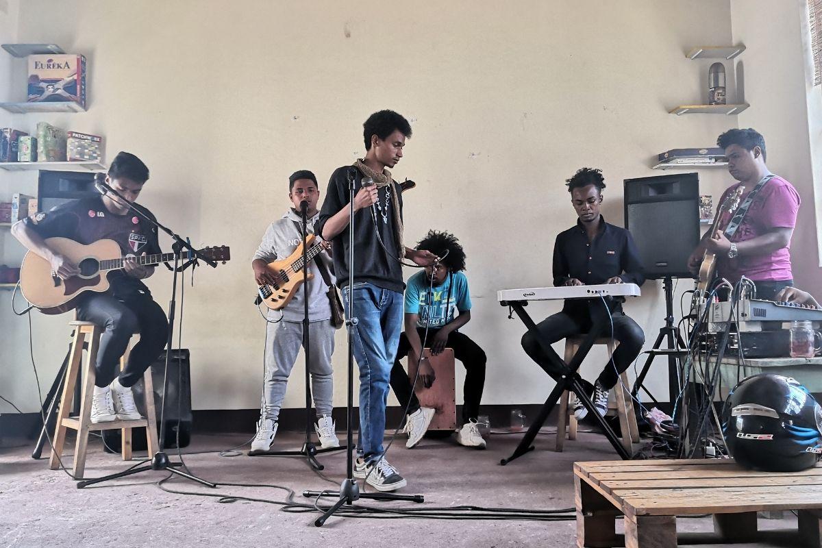 Ny Jinja Musique