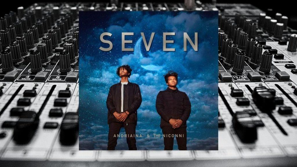 « Seven » de Andriaina : un album hybride qui a du style