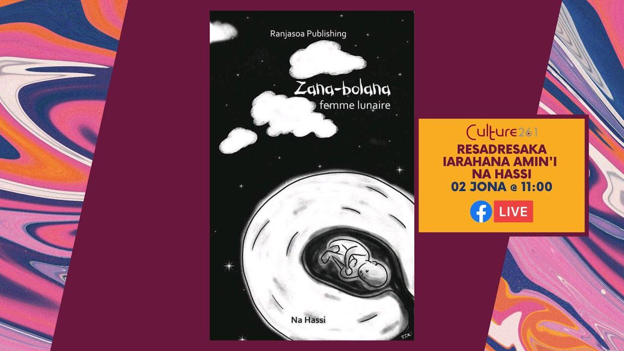 Recueil de poésie : Zana-bolana de Na Hassi se dévoile